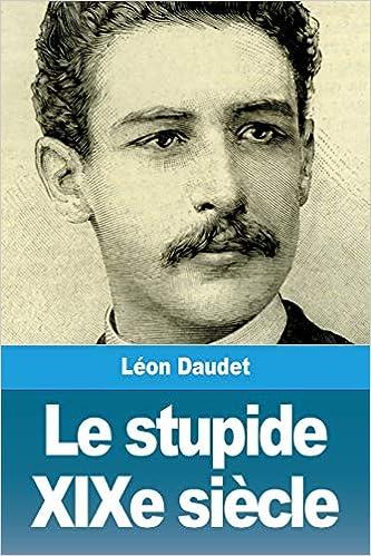 stupide XIXe siècle