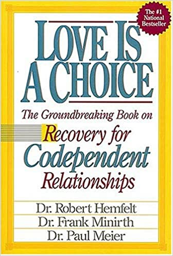 What does it mean to be codependent?