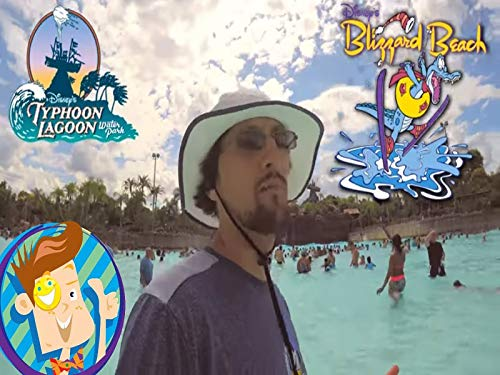 Best Wave Pool Ever! Employees Are Gangster! Shots Fired! Water Park Rides (Typhoon Lagoon)