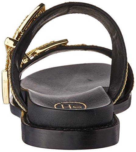 Ash Gold Slide Sandal Mona Women's Black As YrnHY