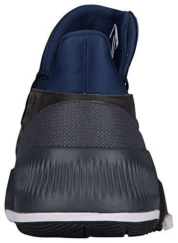 Scarpa Da Basket Adidas Mens Dame 3 Mistico Blu / Nero / Bianco