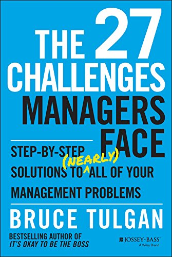 Amazon the 27 challenges managers face step by step solutions the 27 challenges managers face step by step solutions to nearly fandeluxe Image collections