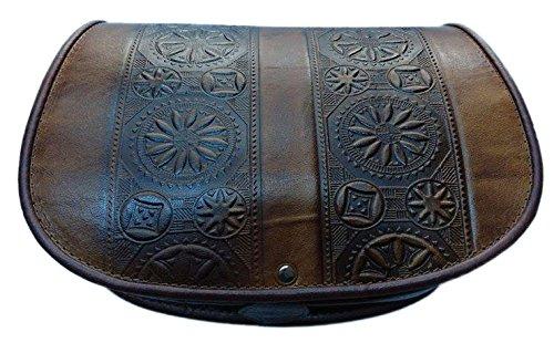 Koson stampata a portafoglio, design tradizionale a mano borsetta a tracolla messenger bag