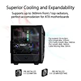 ASUS TUF Gaming GT301 Mid-Tower Compact Case for