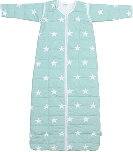 Jollein 016-542-65027 Verde saco de dormir para bebé - Sacos de dormir