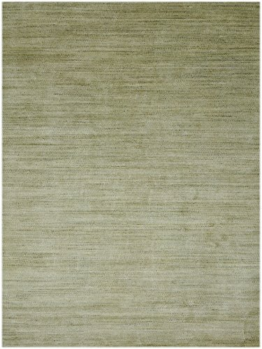 Hand Woven Raffia (AMER Raffia Hand-Woven Blended Design Area Rug 9' x 12' Sage)