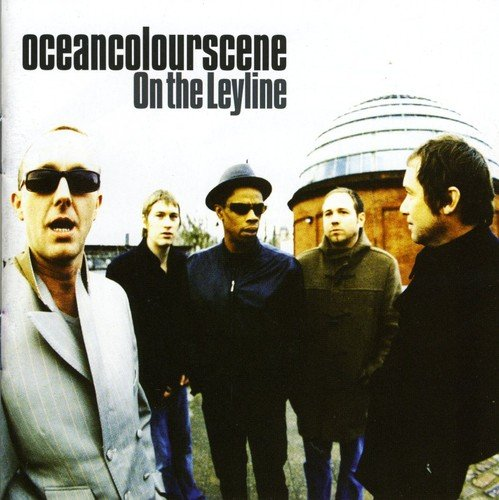 On the Leyline - Ocean Colour