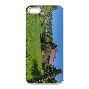Green Life Hight Quality Case for Iphone 5s