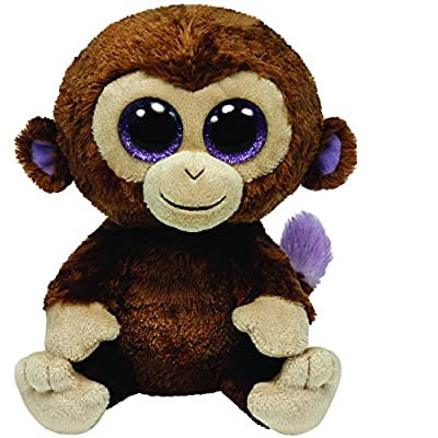 Ty Beanie Boos - Coconut - Monkey: Toys & Games