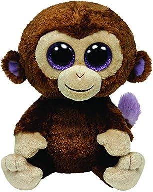 Ty Beanie Boos - Coconut - Monkey