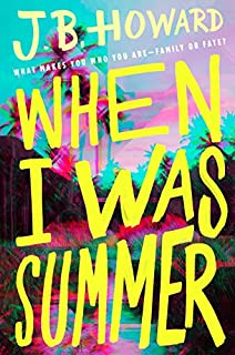 Book Cover: When I Was Summer