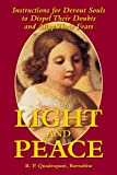 Light and Peace, R. P. Quadrupani, 0895551330