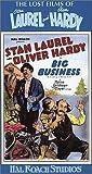 Laurel & Hardy: Big Business [VHS]