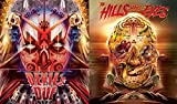 The Hills Have Eyes & Devil's Due Special Cover DVD Double Feature Horror