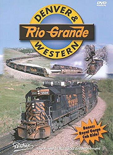 Denver & Rio Grande Western [DVD]