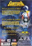 Saint Seiya, les chevaliers du Zodiaque, les films III et IV : Les Guerriers d'Abel / Le Temple de Lucifer