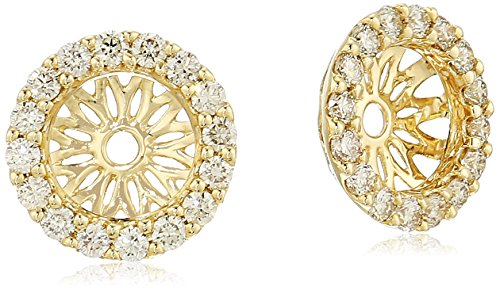 Diamond Classic Earrings Jackets Clarity
