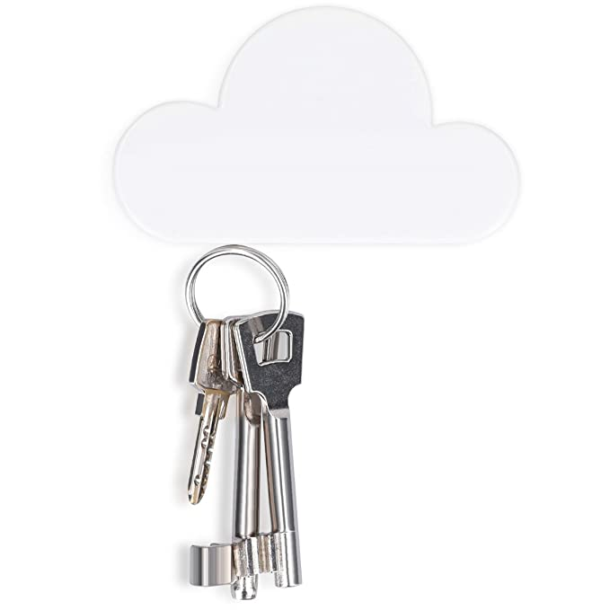 Amazon.com: Imán Llavero Cloud – kwmobile Soporte magnético ...