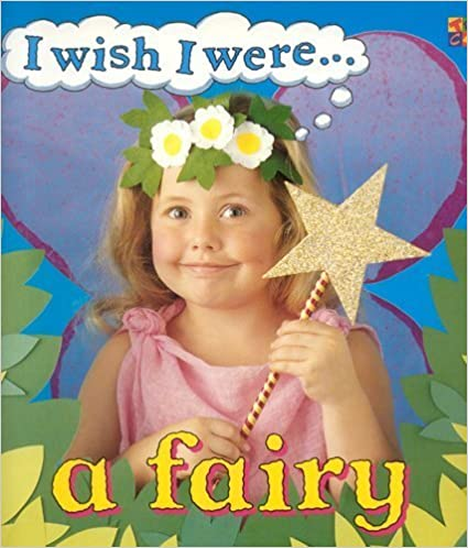 Book I Wish I Were a Fairy