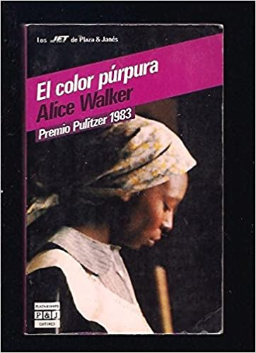 Amazon.com: El Color Purpura / the Color Purple (Spanish Edition ...