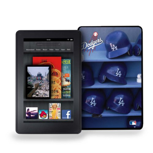 Photo - MLB Los Angeles Dodgers Kindle Fire Stadium Collection Baseball Cover