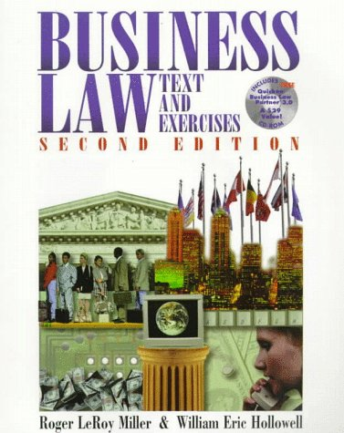 Business Law: Text and Exercises