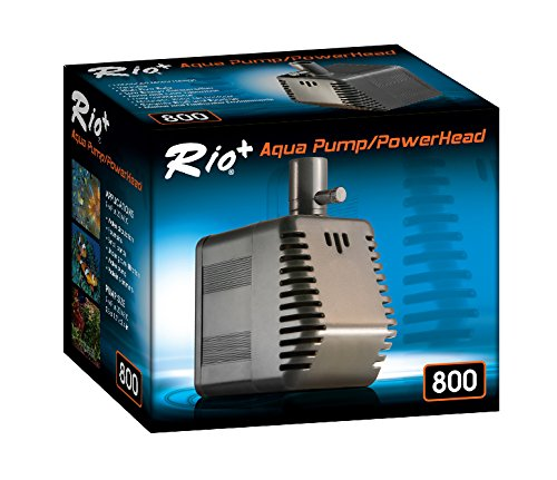 Image of Rio Plus 800 Aqua Pump/Powerhead- 211 Gallons per Hour, 13 Watts