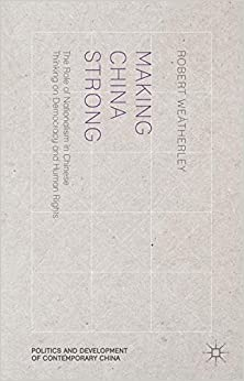 Image result for Making China Strong: The Role of Nationalism