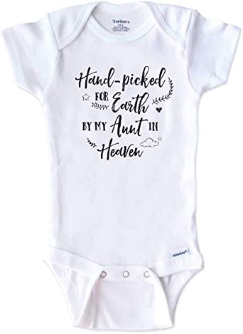 Infant One Piece, Hand Picked for Earth