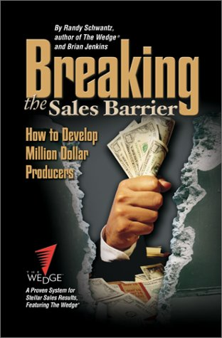 Read Online Breaking the Sales Barrier: How to Develop Million Dollar Producers pdf epub