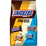 SNICKERS Variety Mix Fun Size Chocolate Candy Bars 35.09-Ounce Bag