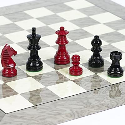 Contemporary Staunton Chessmen