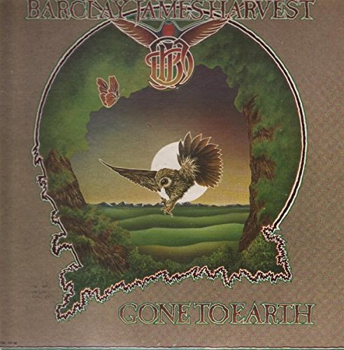 Gone to Earth [LP record]