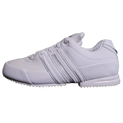 Y 3 Sprint Trainers Mens White Leather Trainer: Amazon.co.uk