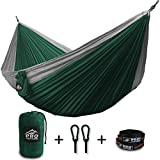 ProVenture-Double-Camping-Hammock-FREE-9ft-straps-Lightweight-Compact-For-Backpacking-The-Beach-Back-Yard-Travel-Or-Any-Adventure
