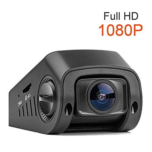 Lecmal Full HD 1080P Car Dash Cam Camera & DVR /G-Sensor 1.5
