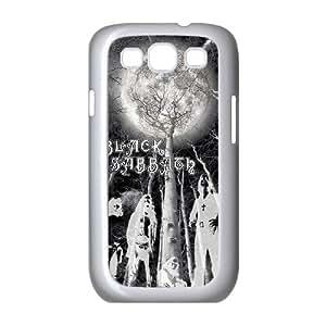 Band Poster Black Sabbath Hard Plastic phone Case Cover For Samsung Galaxy S3 ART156257