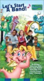 Dragon Tales - Lets Start a Band [VHS]