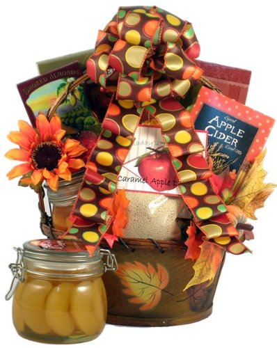 Gift Basket Village Fall is in the Air Fall Gift Basket, Large