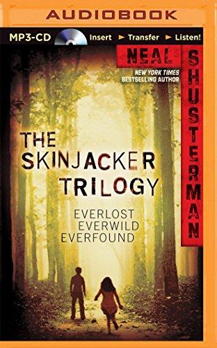 Skinjacker Trilogy by Brilliance Audio