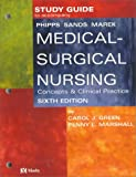 Medical-Surgical Nursing : Health and Illness Perspectives, Phipps, Wilma J. and Sands, Judith K., 0323003117