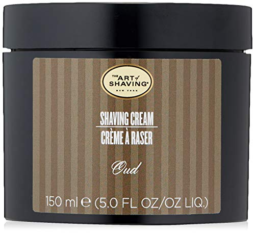 The Art of Shaving Shaving Cream, Oud, 5 Ounce