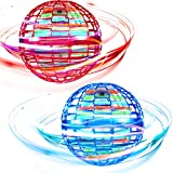 2 Pieces Flying Spinner Magic Flying Toy