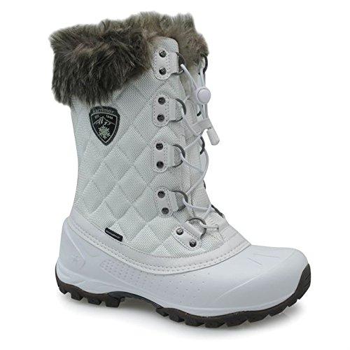 Bianco da escursionismo Karrimor ed Stivali White Weathertite Alaska Ladies trekking donna xzgIqz