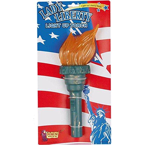 Light-Up Lady Liberty Torch ()