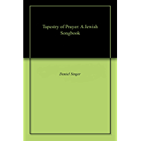 Tapestry of Prayer: A Jewish Songbook book cover