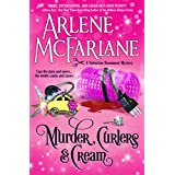 Murder, Curlers, and Cream: A Valentine Beaumont Mystery (The Murder, Curlers Series Book 1)