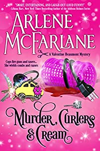 Murder, Curlers, And Cream by Arlene McFarlane ebook deal