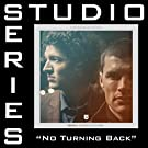 No Turning Back (Studio Series Performance Track)