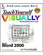 Teach Yourself Microsoft Word 2000 VISUALLY